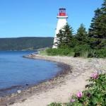 Lighthouse at Kidston Island