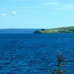 Washabuck from Kidston Island